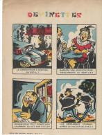 Jeux / Devinettes/ Fabrique De Meubles /M Rousselet/ EVREUX , Eure /Vers 1950     JE116 - Autres Collections