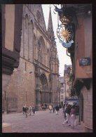 CPM Neuve 56 VANNES La Cathédrale Vue De La Place Henri IV - Vannes