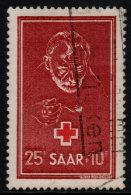 ~~~ Sarre  1950  - Croix Rouge - Mi. 292  (o) - Cote 80.00 Euro ~~~ - Non Classés