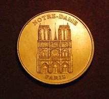 1998 Notre-Dame Paris - Monnaie De Paris