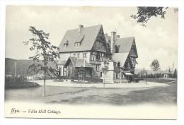 CPA - SPA - Villa Hill Cottage  // - Spa