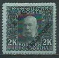 k.u.k. Feldpost, Mi.18* hinged, never used
