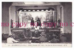 Postcard Postkarte SAINT CYR SUR LOIRE - BEAUREPIT - Matinée Théatrale Dans Le Pavillon Du XVè Siècle - Saint-Cyr-sur-Loire