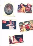LOTTO FIGURINE COCA COLA USATE CONDIZIONI COME DA FOTO - Coca-Cola