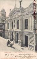 PERU LIMA CASA DE CORREOS § TELEGRAFOS PEROU 1900