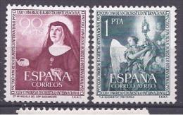 Spain1952:Edifil1116-7 Mnh** - 1951-60 Ungebraucht