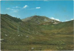 K3299 Monte Cimone (Modena) - La Vetta Più Alta Dell'Appennino Settentrionale / Viaggiata 1967 - Altre Città