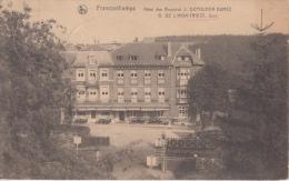 Francorchamps  Stavelot   Hotel Des Bruyères     Nr 1931 - Stavelot