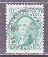 US  68  (o) - 1847-99 General Issues