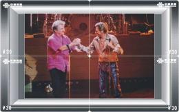 Johnny Hallyday  Cards VNN4 - Musik