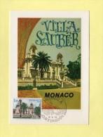 Monaco - Patrimoine Architectural -  N°1016 - Maximumkaarten