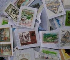 Liechtenstein KILOWARE StampBag 250g (8½oz) Modern      [vrac Kilowaar Kilovara] - Liechtenstein