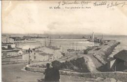 CETTE - 34 - Vue Générale Du Port - VAN - - Sete (Cette)