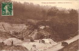 02 - CREPY-en-Laonnois - Sabliéres De Serival - France