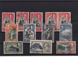 Lot Sri Lanka ( Ceylon ) - Sri Lanka (Ceylon) (1948-...)