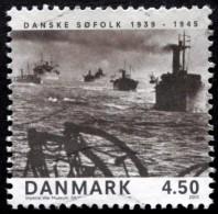 Denmark 2005   MiNr. 1401  (O)  Use Danish Sailors In World War II  ( Lot  A 1584 ) - Oblitérés