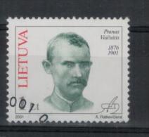Lithuania 2001  Used - Lituania