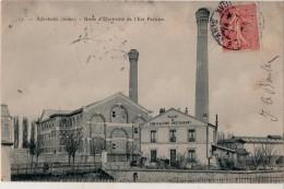 Alfortville L Usine Electrique De L Est Parisien - Alfortville