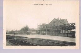 MONTDIDIER . La Gare . - Montdidier