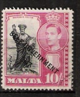 Malte 1948 YT N° 215 Obl - Malta (...-1964)