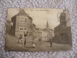 A278. CPA.  BELGIQUE. DISON. Rue De La Station.  Rare Beau Plan Animé.  écrite & Voyagée 1931 - Dison