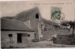 Provins Intérieur De La Ferme Du Refuge - Provins