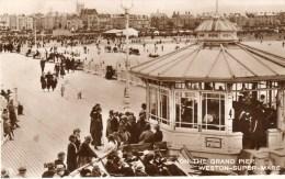 Postcard - Weston-Super-Mare Grand Pier, Somerset. 20 - Weston-Super-Mare