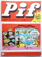 PIF GADGET N°27 (3) TBE. - Pif Gadget