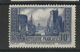 YVERT N°261 ** - COTE = 170 EUROS - - France