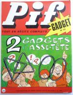 PIF GADGET N°112 TBE Couv  CEZARD - Pif Gadget