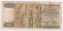 Greece 500 Drachme 1968 - Grèce