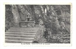 Sy-sur-Ourthe:Gortte De N.D. De Lourdes - Ferrieres