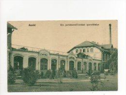 Aszód Kir Javítónevelő Intézet Iparműhelye - Hungary