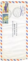 VEND TIMBRES DE POLYNESIE FRANCAISE N°27+31, SUR LETTRE+CACHET DE GAULLE, POUR LA POSTE NAVALE !!!! - Polinesia Francese