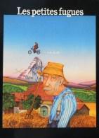 Postcard, Film, Filmposter, Les Petites Fugues - Postkaarten