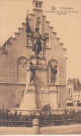 poperinge   gedenkteken der gesneuvelde soldaten 1914-1918         nr 1987