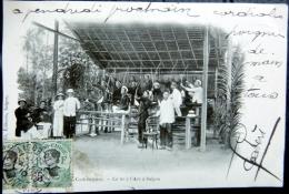 VIETNAM INDOCHINE COCHINCHINE LE TIR A L'ARC  A SAIGON SPORT - Viêt-Nam