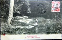 VIETNAM INDOCHINE COCHINCHINE BARIA LA SOURCE - Viêt-Nam