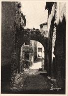 VAR 83 MONS VIEILLE RUE PHOTO DE LEYRONNAS N° 39 - Other Municipalities