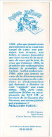 Rennes 35 France - Dépliant Journal De Radio Libre FM La GAZETTE DES SAVANNES - Voeux De La Radio De 1986 - Livres, BD, Revues