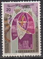 Tunisia, 1985 - 20m Matmata - Nr.874 Usato° - Tunisia (1956-...)