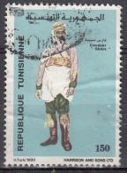 Tunisia, 1990 -  150m Sbiba - Nr.977 Usato° - Tunisia (1956-...)