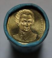Greece Roll 20 Drachmai 1998 New - 25 Coins - UNC BU (Greek Drachma Drachmes Grece Drachmas) - Greece