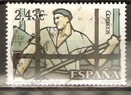 2007 EDIFIL SH 4359 USADO - 1931-Aujourd'hui: II. République - ....Juan Carlos I
