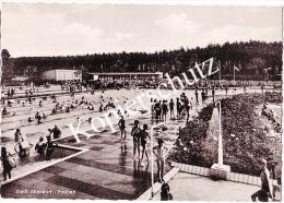 Stadt Allendorf Freibad 1965   (z2518) - Stadtallendorf