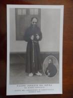 Padre Ignazio Da Ispra Dei Minori Cappuccini - Missions
