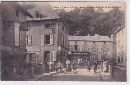 Birey Vue Sur Le Pont Et Partie Inférieure De La Rue De Lantéfontaine - Frankrijk