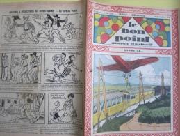 Le Bon Point Amusant Et Instructif N° 1301 : Comme ça .... 1937 - Altre Riviste