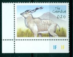 Gambie / Gambia 2001 ( Hors Série -  - Espèce D´antilope ) Mnh*** - Stamps