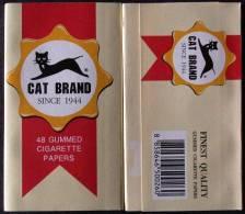 Feuilles CAT BRAND / LE CHAT  Papier à Rouler Cigarette   PORT OFFERT - Cigarettes - Accessoires